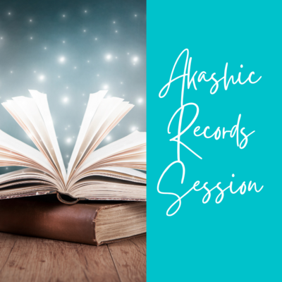 Akashic Records Intuitive Coaching Session 75 minutes