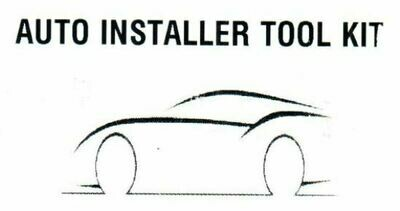 ​Automotive Installation Tool Kit