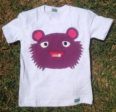 Camiseta Papai Mafagafo