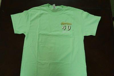 T-Shirt 40 Anniversary Edition