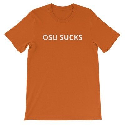 OSU Sucks - Texas T-shirt
