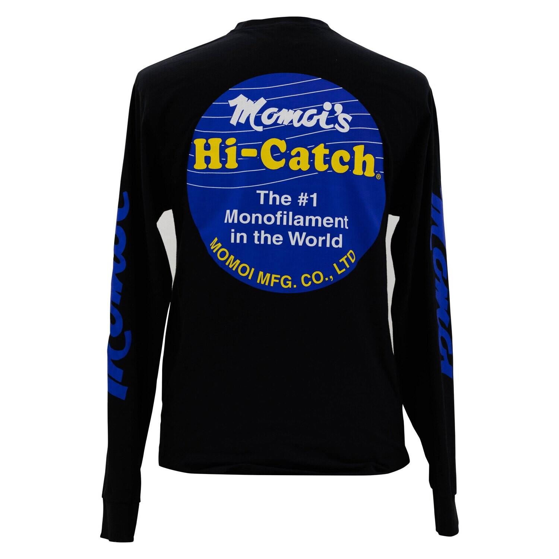 Diamond/Momoi Adult T-Shirt (Black/Long Sleeve)