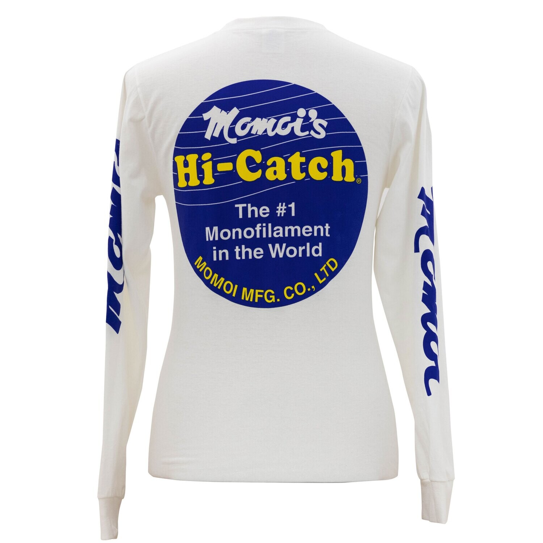 Diamond/Momoi Adult T-Shirt (White/Long Sleeve)