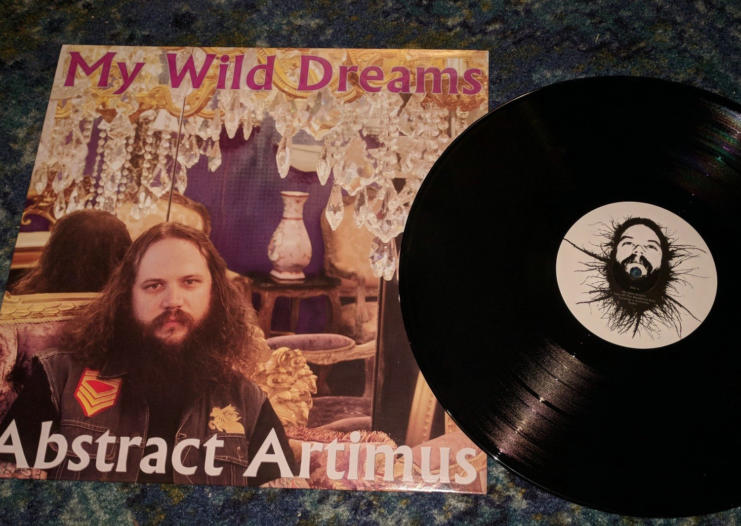 'My Wild Dreams' Limited Edition 45rpm LP