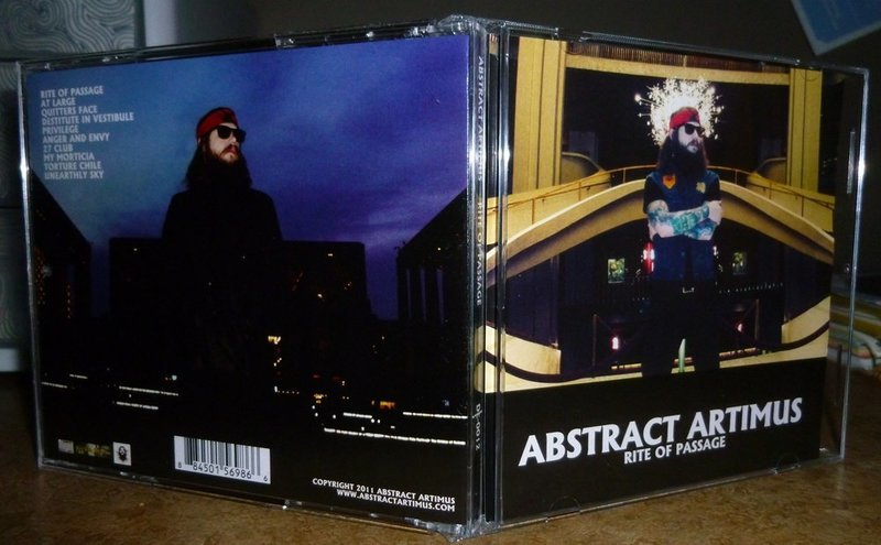 'Rite Of Passage' CD In Jewel Case