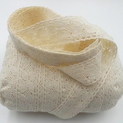 (SALG) 5 meter bomullsblonde (1509)