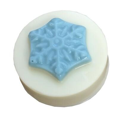 Gourmet Chocolate Molded Oreos® (SnowFlake)