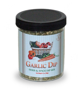 Garlic Dip Jar (2.50 oz.)