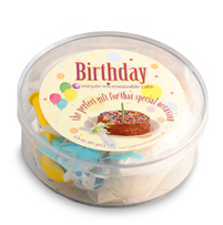 Happy Birthday (Yellow)