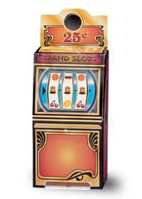 Large Slot Machine Gift Box