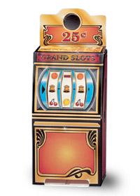 Large Slot Machine Gift Box