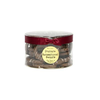 Gourmet Pretzels (1 lb. Tub with Ribbon)