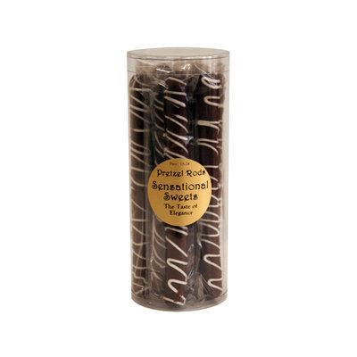 Gourmet Pretzel Rods (9 Pieces Wrapped)