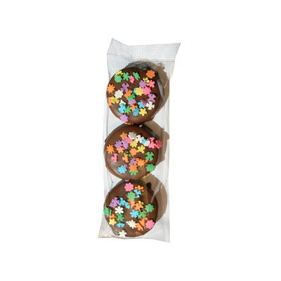 Gourmet Chocolate Dipped Oreos® (3 Pieces Decorated)