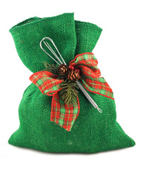 Microwaveable Fudge Christmas Theme