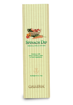 Spinach Dip Packet (.50 oz.)