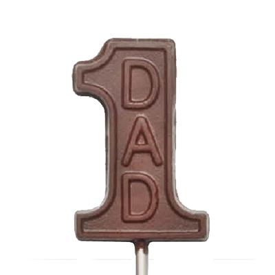 Chocolate Lollipops - Pollylops® - # 1 Dad