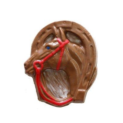 Chocolate Lollipops (Pollylops® Horse Head in Shoe)