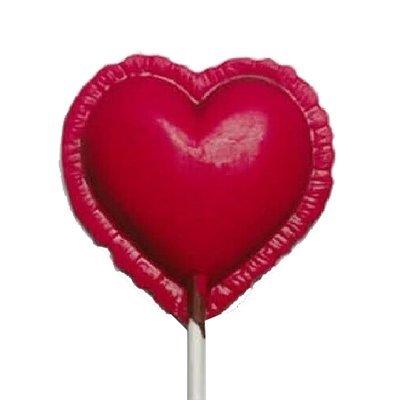 Heart With Ruffle