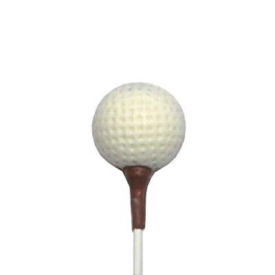 Chocolate Lollipops - Pollylops® - Golf Ball
