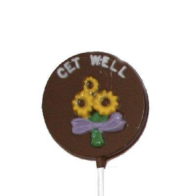 Chocolate Lollipops - Pollylops® - Get Well