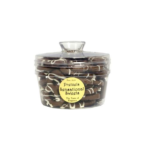 Gourmet Pretzels (1 lb. Molded Canister w/Knob)