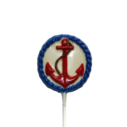 Chocolate Lollipops - Pollylops® - Anchor