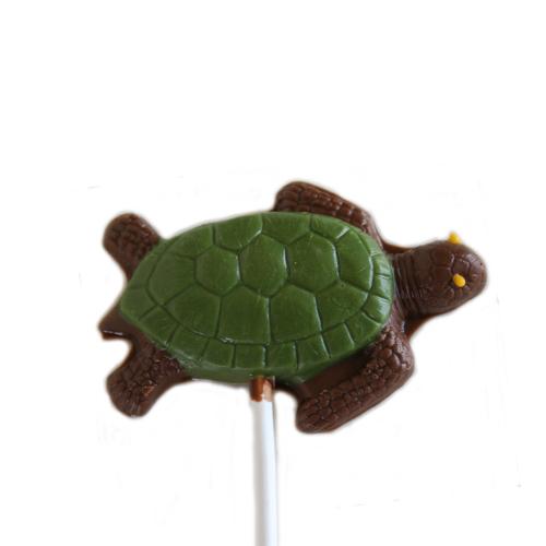 Chocolate Lollipops (Pollylops® Turtle)