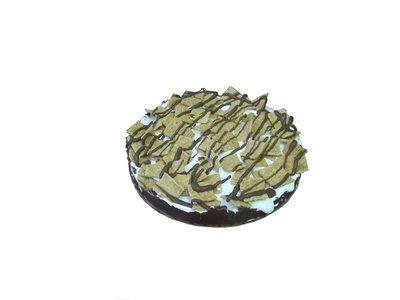 Gourmet Mini Chocolate Pizza Smores