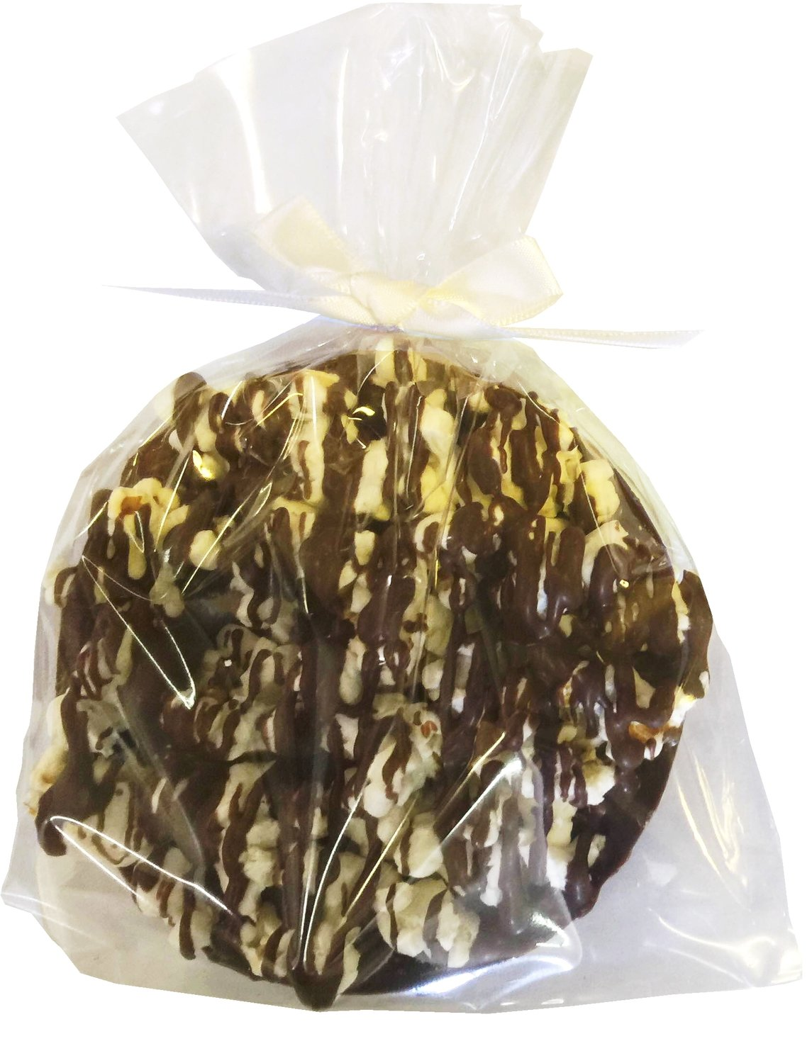 Chocolate Pizza Pattie™ with Chocolate Drizzle