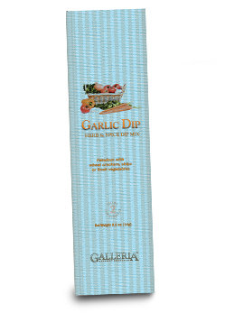 Gourmet Garlic Dip Mix-.50 oz. Packet