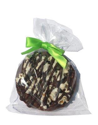 Gourmet Dark Mint Chocolate Pizza Pattie