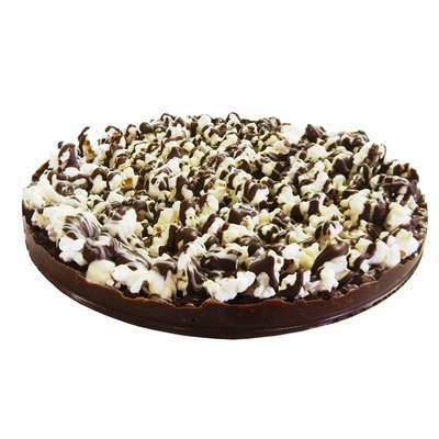 Gourmet Gluten Free Chocolate Pizza with Pizazz 10