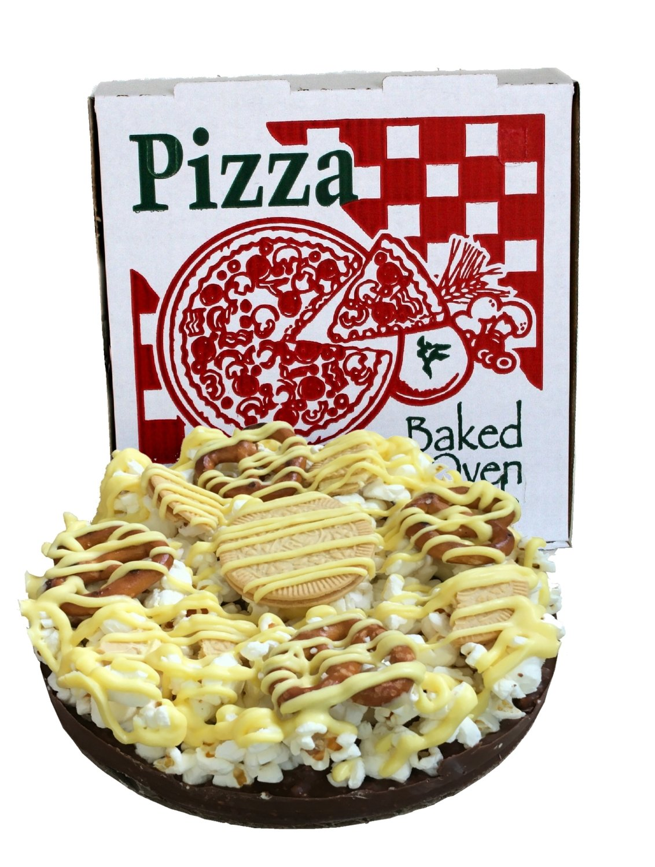 Gourmet Chocolate Lemon Pizza with Pizazz™ (10