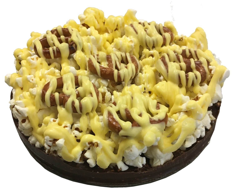 Gourmet Chocolate Lemon Pizza with Pizazz™ ( 10