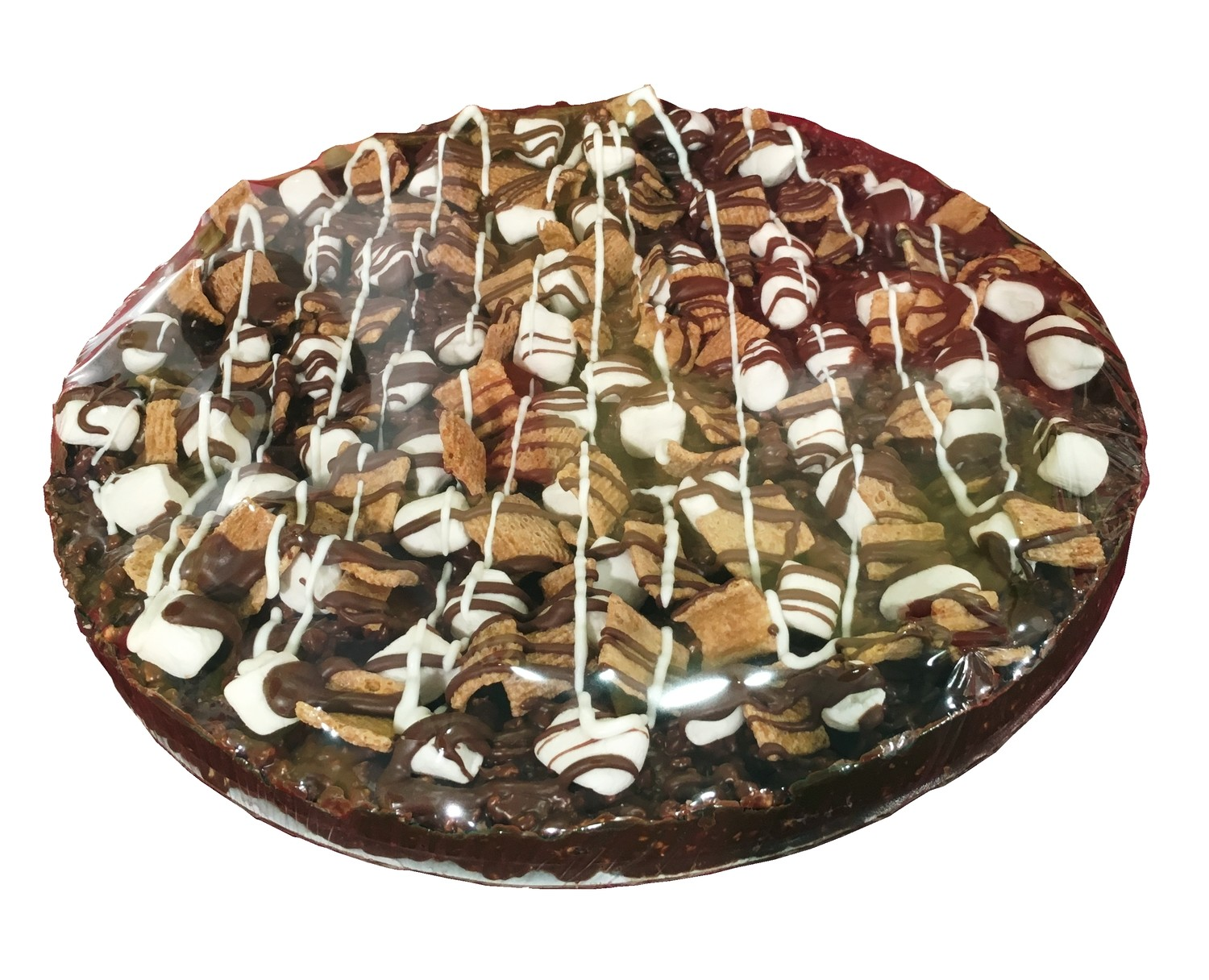 Gourmet S'mores Chocolate Pizza with Pizazz™ 10