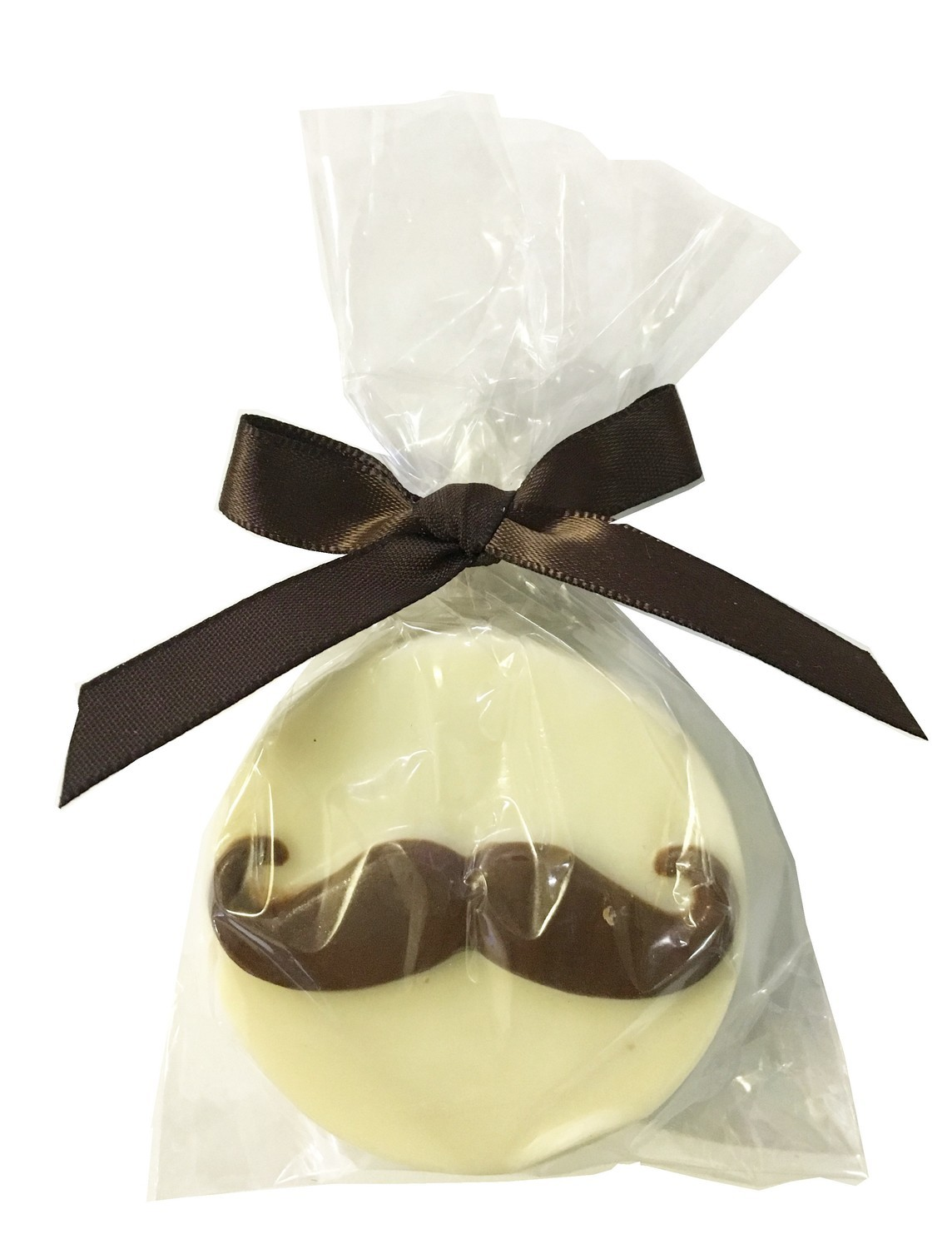 Gourmet Chocolate Molded Oreos® (Mustache)