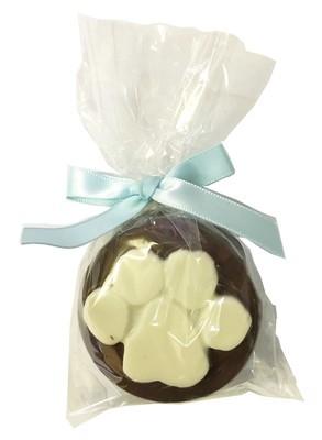 Gourmet Chocolate Molded Oreos® (Paw Print)