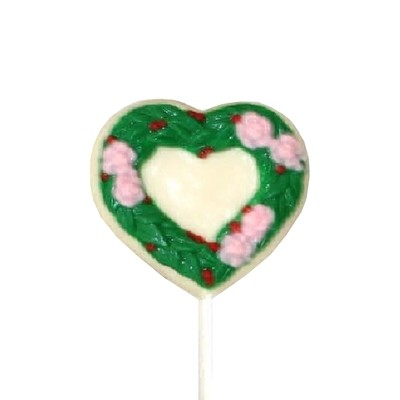 Wreath Heart