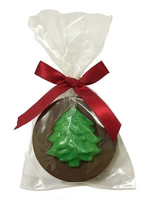 Gourmet Chocolate Molded Oreos® (Christmas Tree)