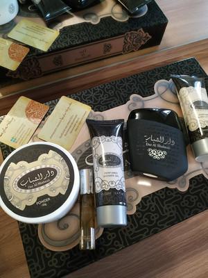 Подарочный набор Ard Al Zaafaran - Dar Al Shabaab