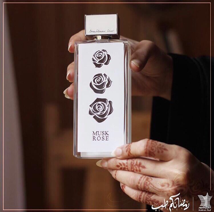 Arabian Oud - Musk Rose