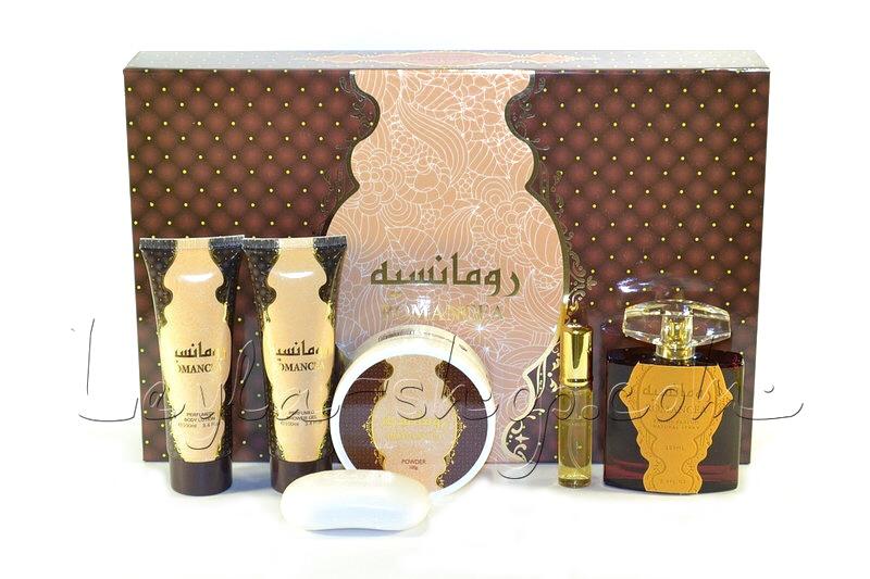 Подарочный набор Ard Al Zaafaran - Romancea