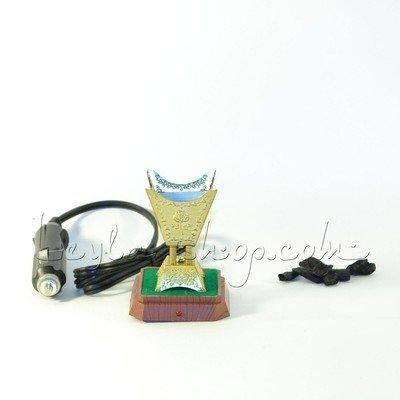 Бахурница электрическая для машины 2