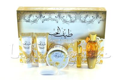 Подарочный набор Ard Al Zaafaran - Teef Al Hub