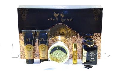 Подарочный набор Ard Al Zaafaran - Oud 24 Hours