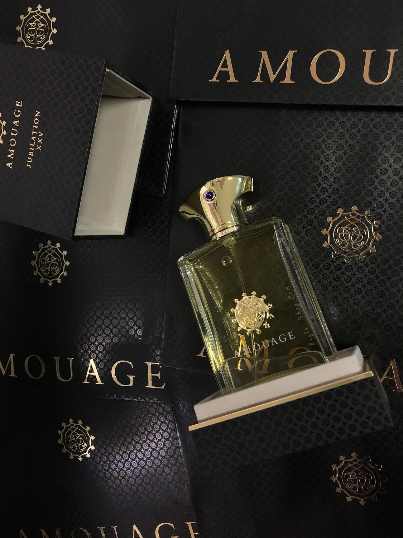 Amouage - Jubilation Man