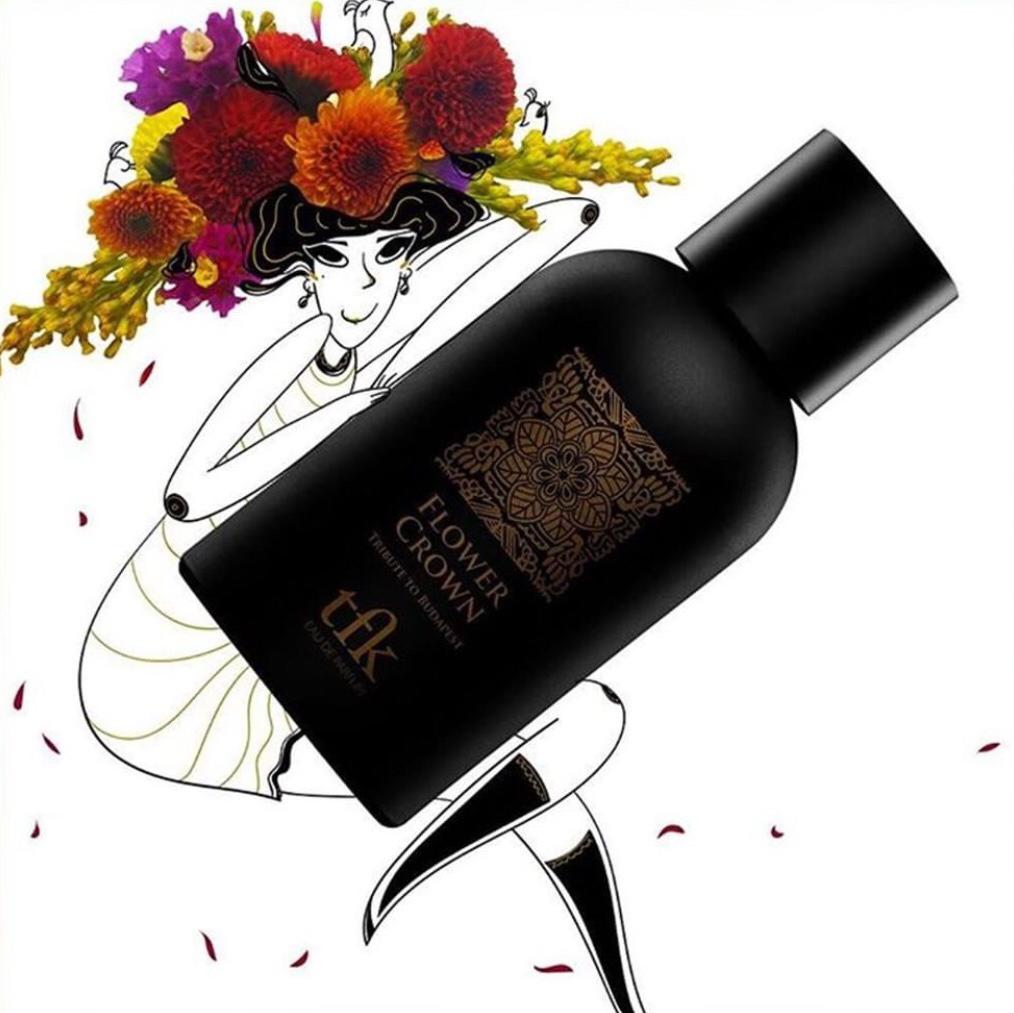 The Fragrance Kitchen (TFK) - Flower Crown