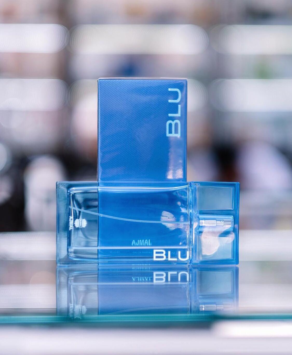 Ajmal - Blu