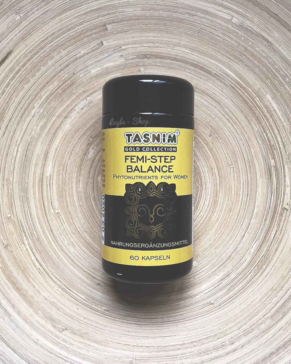 Tasnim - Femi-step Balance